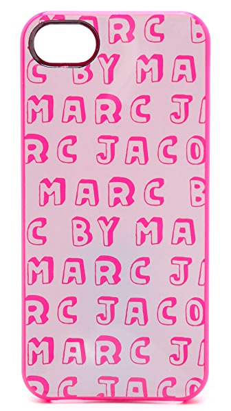 Marc by Marc Jacobs Dynamite Logo iPhone 5 Case