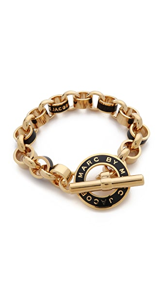 Marc by Marc Jacobs Enamel Toggle Bracelet