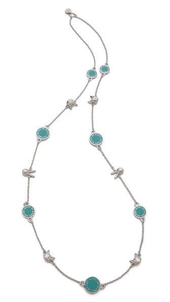 Marc by Marc Jacobs Long Animals Medley Necklace