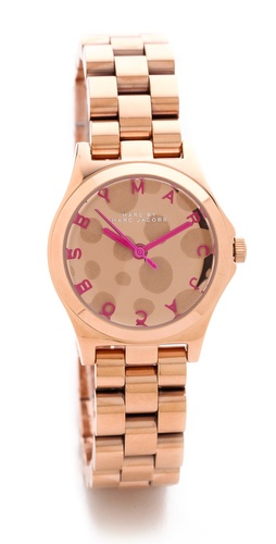 Marc by Marc Jacobs Henry Glossy Pop Watch