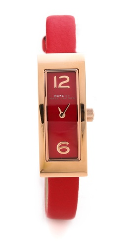 Marc by Marc Jacobs Logo Plaque Watch at Shopbop / East Dane