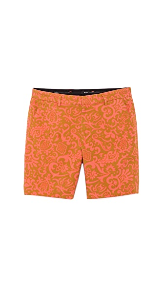 Marc by Marc Jacobs Malibu Print Cotton Shorts