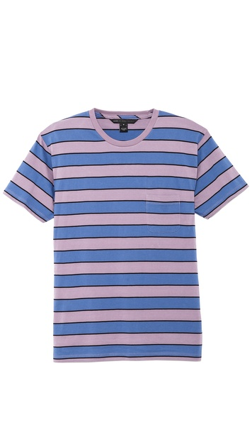 Marc by Marc Jacobs Stripe Pocket T-Shirt