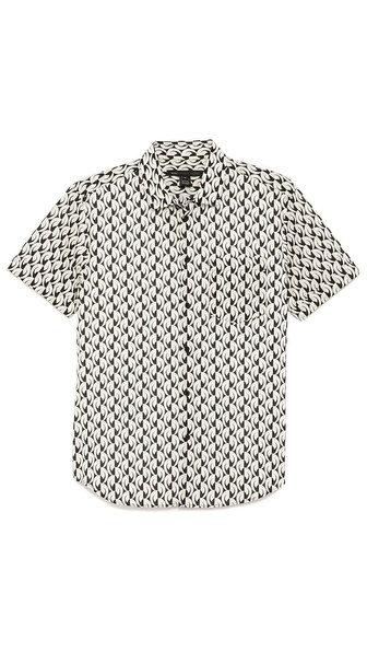 Marc by Marc Jacobs Bellflower Print Shirt