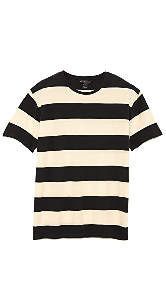 Marc by Marc Jacobs Amador Stripe T-Shirt
