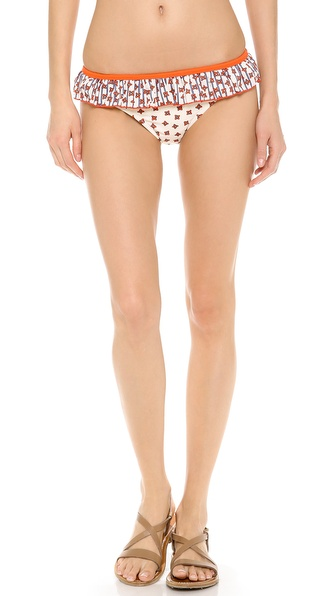 Marc by Marc Jacobs Chrissie's Floral Bikini Bottoms