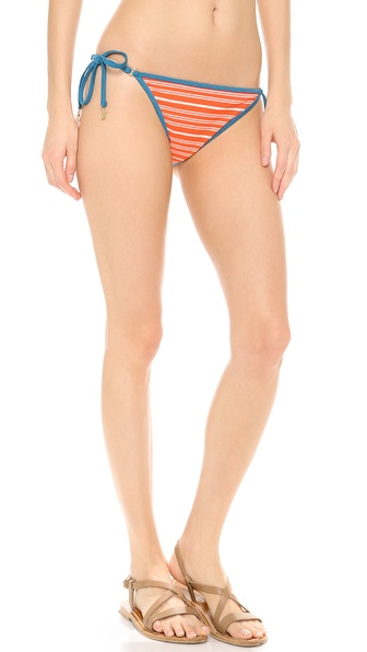 Marc by Marc Jacobs Tara Stripe Bikini Bottoms
