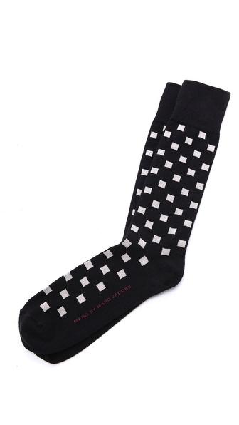 Marc by Marc Jacobs Square Socks