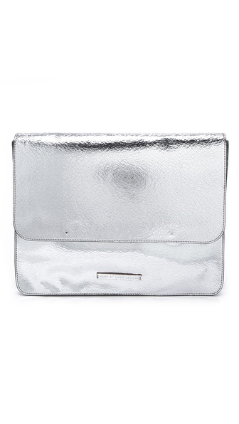 Marc by Marc Jacobs Show Tech Metallic Computer Case