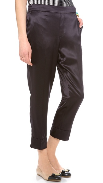 Marc by Marc Jacobs Julee Crepe Pants