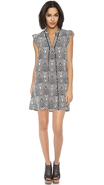 Marc by Marc Jacobs Gamma Print Dress