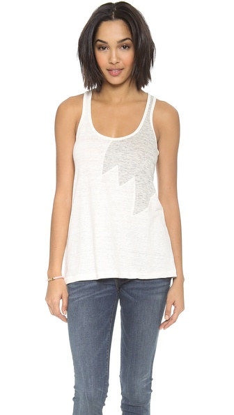 Marc by Marc Jacobs Carmen Flame Tank