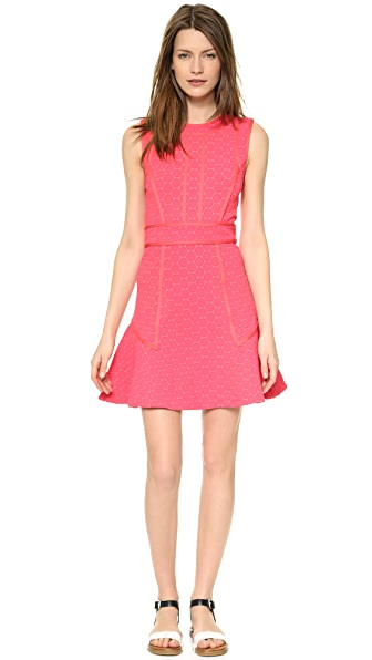 Marc by Marc Jacobs Leyna Dotty Ponte Dress