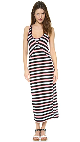 Marc by Marc Jacobs Miriam Mesh Stripe Dress
