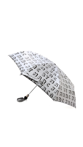 Marc by Marc Jacobs Dynamite Logo Umbrella