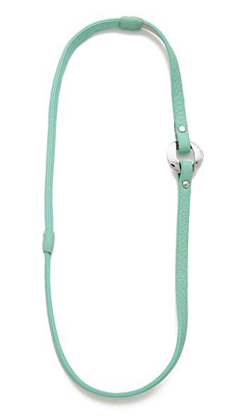 Marc by Marc Jacobs Leather Link Headband