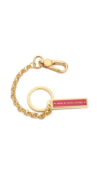 Marc by Marc Jacobs Enamel New Plaque Bag Charm