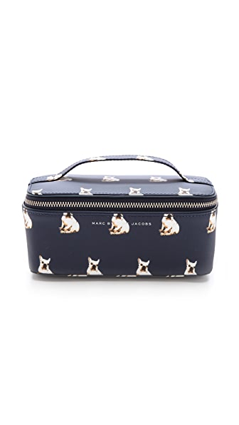 Marc by Marc Jacobs Pets Large Travel Cosmetic