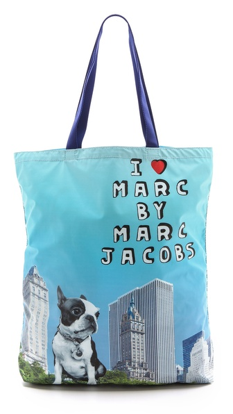 Marc by Marc Jacobs Pickles Paris Tote