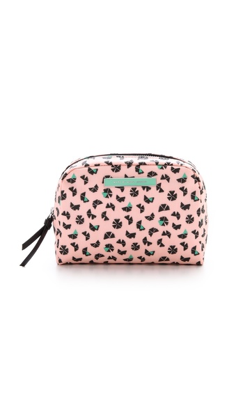 Marc by Marc Jacobs Mini Pinwheel Print Large Cosmetic Pouch