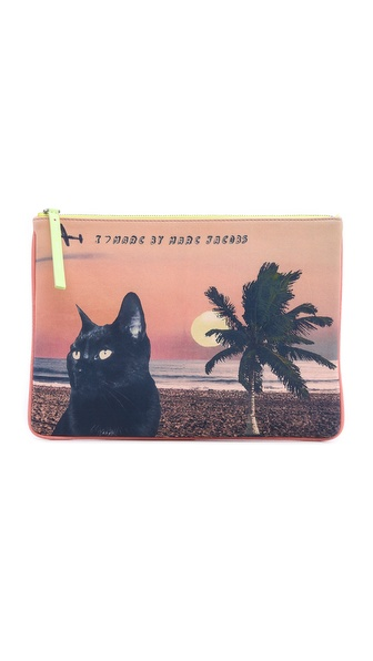 Marc by Marc Jacobs Rue Pet Clutch