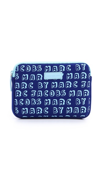 Marc by Marc Jacobs Dynamite Logo Neoprene Mini Tablet Case