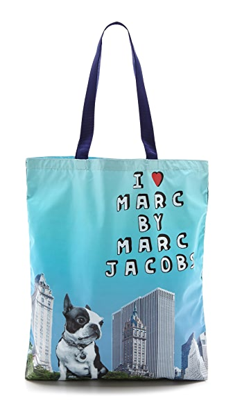 Marc by Marc Jacobs Olive City Tote