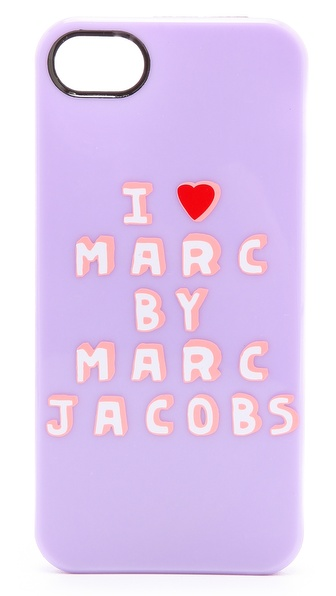 Marc by Marc Jacobs I Heart Marc iPhone 5 / 5S Case