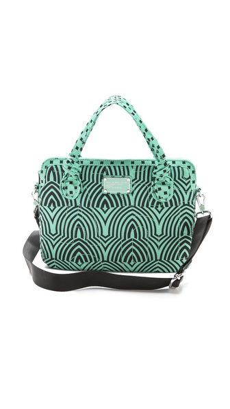 Marc by Marc Jacobs Pretty Nylon Gamma Ray Print 13