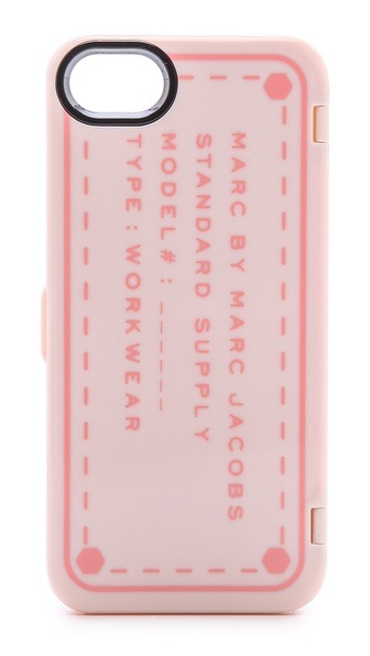 Marc by Marc Jacobs Standard Supply Compact Mirror iPhone 5 Case