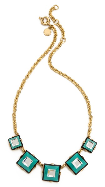 Marc by Marc Jacobs Stacking the Deck Delicate Necklace