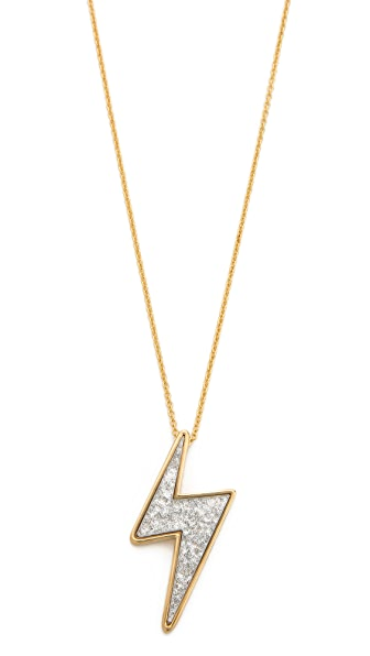 Marc by Marc Jacobs Debbie's Bolt Pendant Necklace