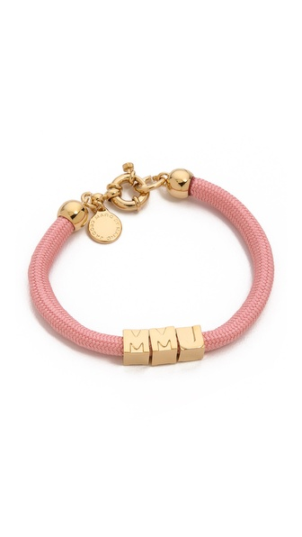 Marc by Marc Jacobs MMJ Slider Bracelet