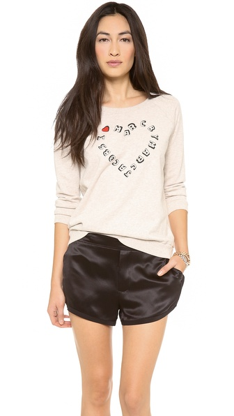 Marc by Marc Jacobs I Heart MJ Sweatshirt
