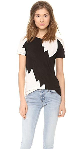 Marc by Marc Jacobs Carmen Flame T-Shirt