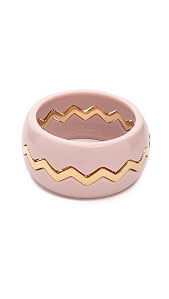 Marc by Marc Jacobs Sawtooth Nesting Bangle Bracelet