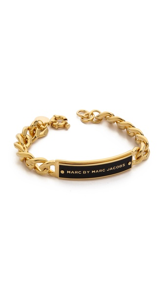 Marc by Marc Jacobs Enamel ID Bracelet