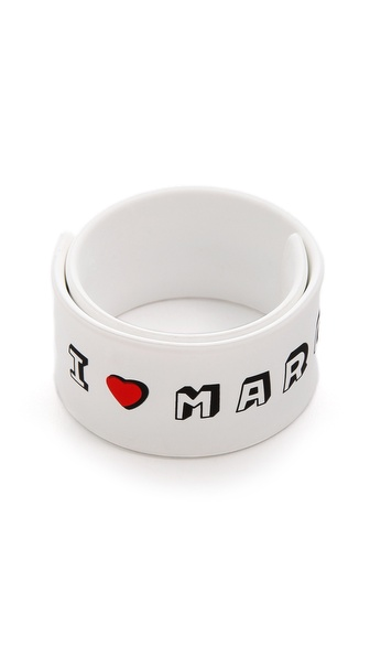Marc by Marc Jacobs Marc Love Snap Bracelet