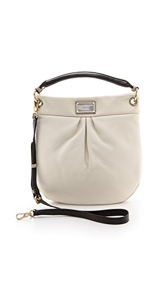 Marc by Marc Jacobs Classic Q Colorblocked Hillier Hobo Bag