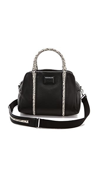 Marc by Marc Jacobs #Q Snake Embossed Satchel
