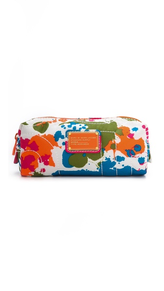 Marc by Marc Jacobs Pretty Nylon Paint Blob Cosmetic Pouch