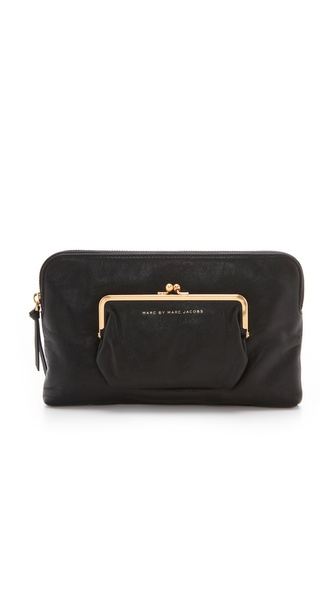 Marc by Marc Jacobs Framed Tamara Clutch