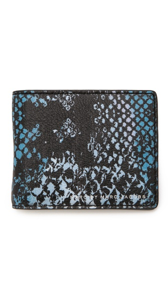 Marc by Marc Jacobs Rex Snake Martin Wallet