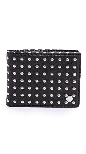 Marc by Marc Jacobs Heavy Metal Martin Wallet
