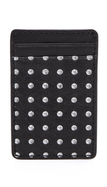Marc by Marc Jacobs Heavy Metal Card Holder