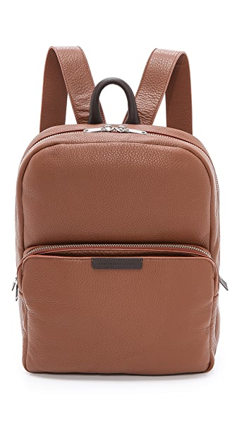 Marc by Marc Jacobs Classic Leather Backpack