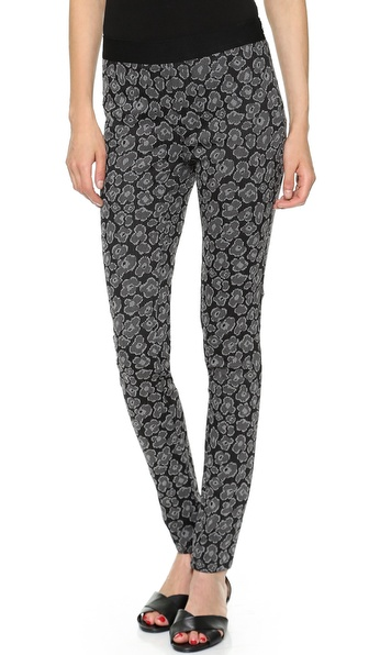 Marc by Marc Jacobs Heather Stretch Jacquard Pants