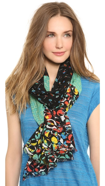 Marc by Marc Jacobs Jungle Achira Print Scarf
