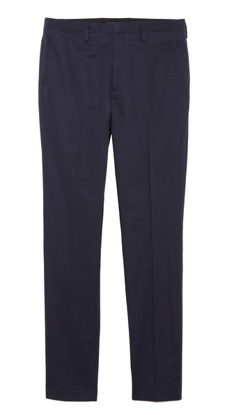 Marc by Marc Jacobs Harvey Twill Suit Pants