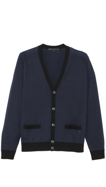 Marc by Marc Jacobs Silk Cardigan